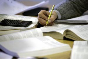 Nedslående resultat. En färsk undersökning från Högskoleverket visar att svenska studenter presterar allt sämre. foto: scanpix