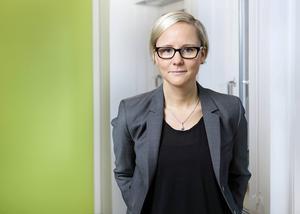 Karin Bergelv, chef för Bris stödenhet.