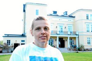 Det blev tradition. Ödebytrampet arrangeras varje av av Anna-Pia Bromander på Ringaby gård.