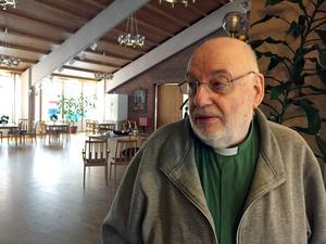 Roger Ideborg, diakon.