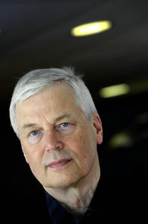 Clas-Uno Frykholm, särskild utredare för museiutredningen.