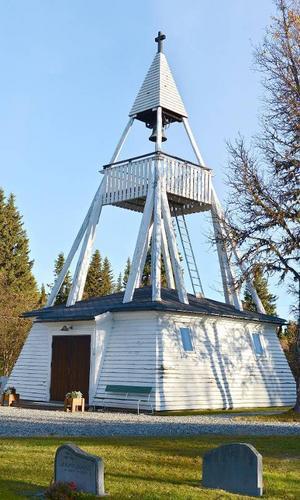 Kapellet i Högvålen har varit i bruk sedan 1962. Nu har kyrkorådet beslutat att riva Sveriges högst belägna kapell som är angripet av röta.