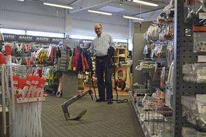 Dags att kasta ankaret, tycker snart 65-årige Sten Hjertman som nu sålt butikskedjan för båttillbehör.