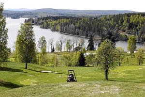 Arkivbild från Öjestrand Golf Club