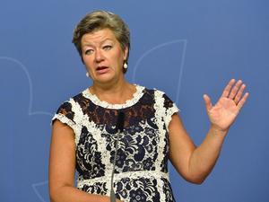 Ylva Johansson blir nu i praktiken integrationsminister.