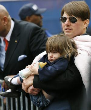 Tom Cruise och Suri