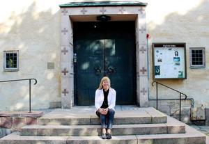 I dag, söndag, välkomnas Karin Sarja som ny församlingsherde i Staffans församling vid högmässan klockan 11.