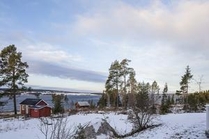 Utsikt över Storsjön. Foto: Mikael Frisk