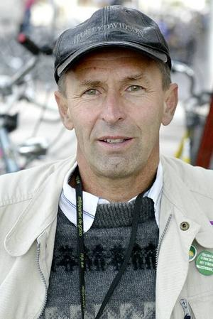 Olof T Johansson (Mp), renskötare
