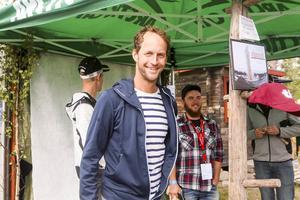 OS-guld medaljörern Anders Södergren klarade inte tidsgränsen för att få en TH-keps ...