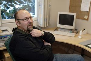 Arkivfoto. Bengt Jarl är verksamhetschef på den rättspsykiatriska kliniken i Sala.