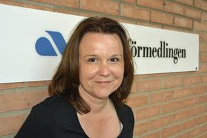 Agneta Tjernström, arbetsmarknadsanalytiker på arbetsförmedlingen.