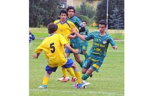 STOPP FÖR DALKURD. Trots att ledarna inte var nöjda gjorde Dalkurd en jämn match mot argentinska Tucuman. Här blir det dock stopp.
