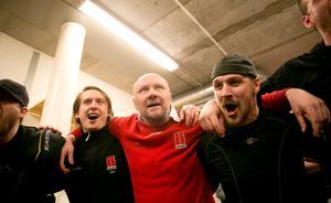 Peter Andersson efter att Örebro Hockey tagit klivet upp till SHL förra våren.