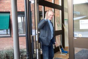 Hej då, Hedemora! Nu lämnar Anders Jacobson efter ett rejält arbetspass på Hedemora kommun.