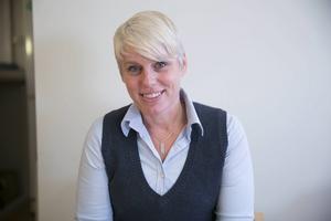 Sabine Dahlstedt berättar att nu kan även anställda på Kommunals avtalsområde välja att ta ut den årliga flextidsbanken i pengar.