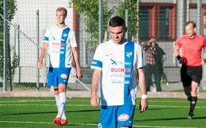 Granit Buzuku spelade fram till två mål mot IFK Östersund.