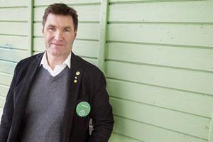 Andreas Karlsson (C) ordförande i Vård- och omsorgsnämnden.
