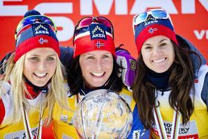 Norska Skidlandslaget Damer