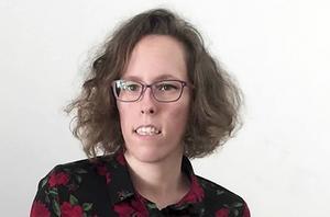 Christine Bylund kommer från Iste utanför Delsbo, bor nu i Stockholm.