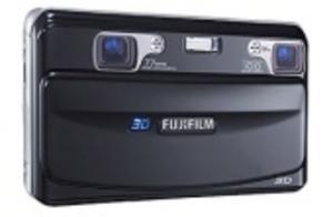Fujifilm lanserar 3D-kamera