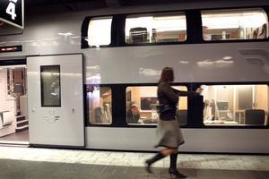 I den nya tidtabellen ökar restiden på de flesta avgångar mellan Stockholm och Västerås.