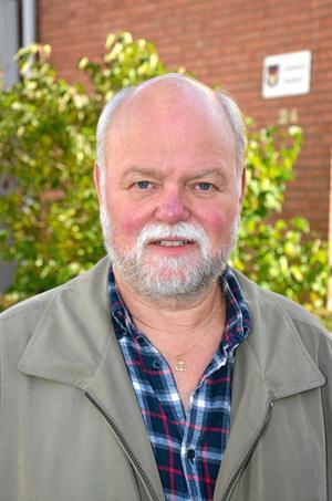 Kjell Edlund, nyvald ordförande i den socialdemokratiska arbetarekommunen.