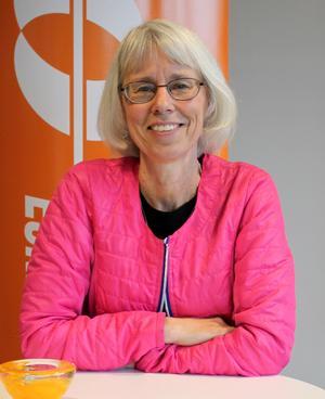 Ann Cederberg, förvaltningschef på Mälardalens högskola.