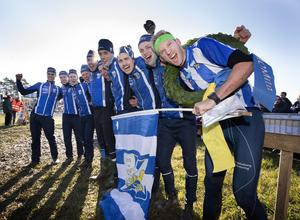 IFK Göteborgs segerlag i Tiomila 2017.