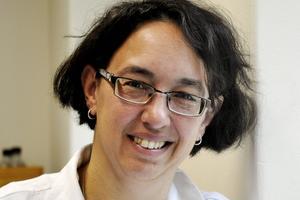 Petra Törnlöf är biologilärare på Mörsils skola.