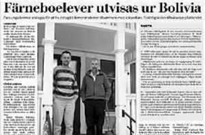 Gefle Dagblad, 16 januari 2003