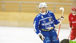 Fredrik Rydberg, fyramålsskytt.
