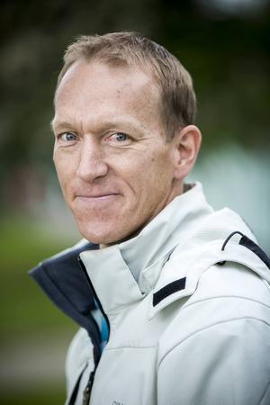 Björn Lans, anläggningschef.