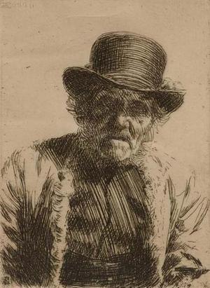 Zorns Kyrkstöt från 1911...
