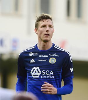 Johan Eklund.
