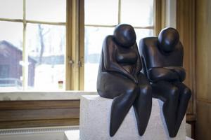 Ina Strömberg satsar på skulpturer, så här kan hennes alster se ut.