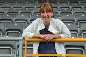 Maria Bergkvist fick under måndagen sparken från sin roll som huvudtränare i Umeå IK.