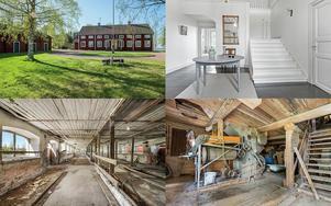 Limå Bruk, som var ett järnbruk, anlades år 1804 och år 1826 arbetade upp mot 270 personer här. Idag omfattar fastigheten 50 hektar mark, herrgård med flygelbyggnader, fägård, ett antal lador och uthus samt den gamla arbetarbostaden.