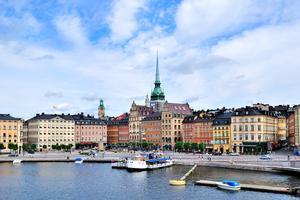 Stockholm - en riktig sommarstad.