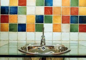 Ett vackert renoverat badrum kan vara räddningen för Sverige.