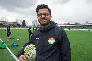 Dalkurds akademichef, Amir Azrafshan.