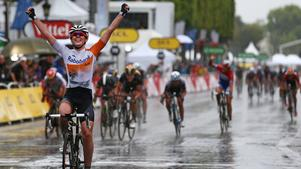 Anna van der Breggen vann damernas Tour de France.
