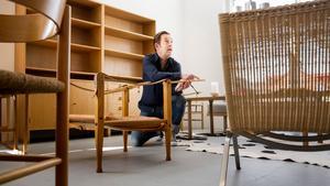Pelle Ekelin tycker att man ska bli misstänksam när åtråvärda designklassiker säljs billigt på auktioner eller på nätet.