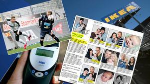 ÖSK, alkoblås, Ikea och samma pappa till flera barn ...