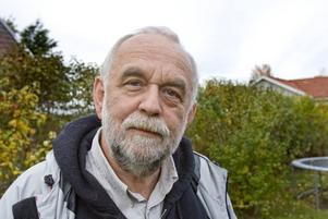 Per Klingspor är lärare på naturbruksprogrammet på Gävle praktiska gymnasium