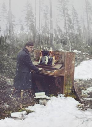 Víkingur Ólafsson är konstnärlig ledare för Vinterfest.