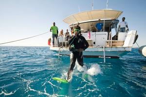 Röda havet är känt för att kunna erbjuda bra dykupplevelser.