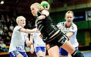Anna Axelsson och ÖSK förlorade elitseriestatusen.
