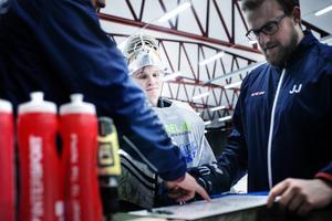 I samma lag förra säsongen – motståndare nu. På trettondagen kommer målvakten Viktor Kokman till Borlänge och möter sin förre tränare Jeff Jakobs.