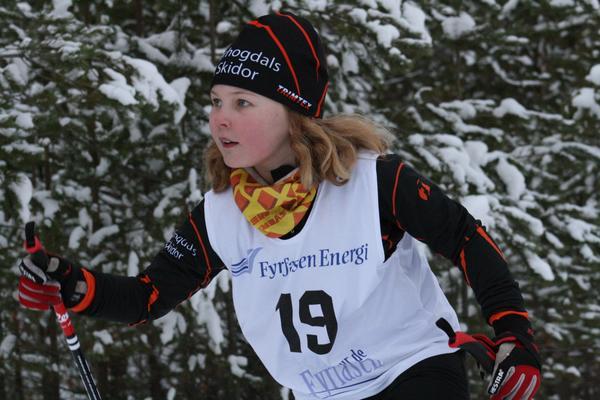MillyPettersson, Ytterhogdals IK.